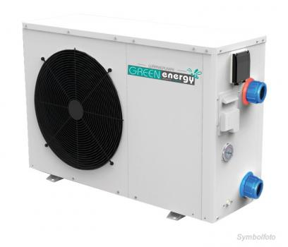 GREEN ENERGY Inverter 10 max. 30 m³ Poolinhalt
