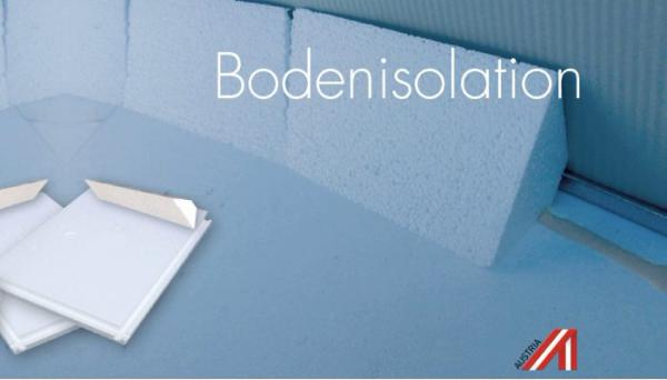 BODENISOLATIONS-SET oval 6,1 x 3,7 m